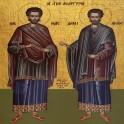 Viata Sfintilor Cosma si Damian