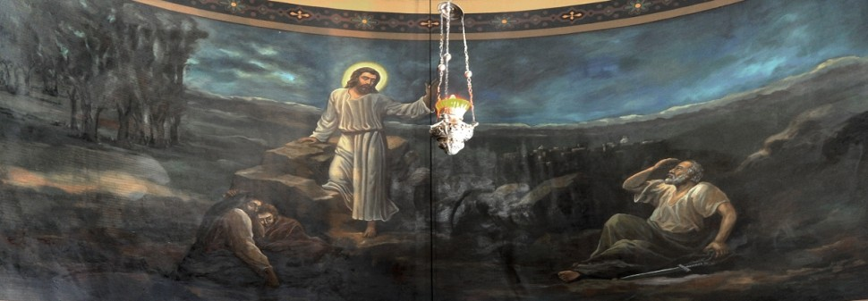 Biserica Sfantul Nicolae -Fresca