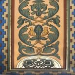 Motiv ornamental