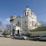 Biserica Parohiei Sfantul Nicolae Vladica