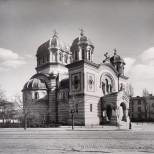 Biserica Sfantul Nicole din Prund - imagine de arhiva